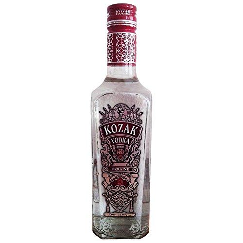 Vodka Kozak 0,5L ukrainischer Wodka Spirituosen