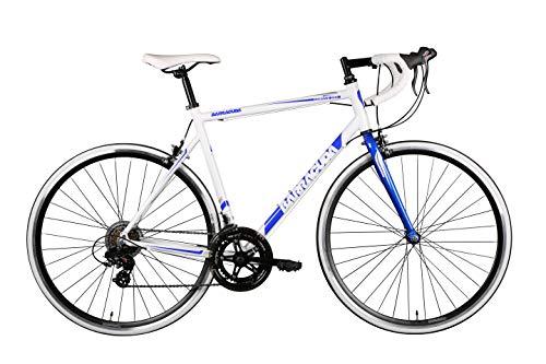 Barracuda Corvus 200 Rennrad, weiß, 48