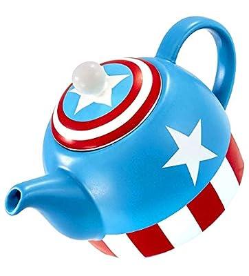 Marvel Avengers Captain America Ceramic Teapot (36oz)