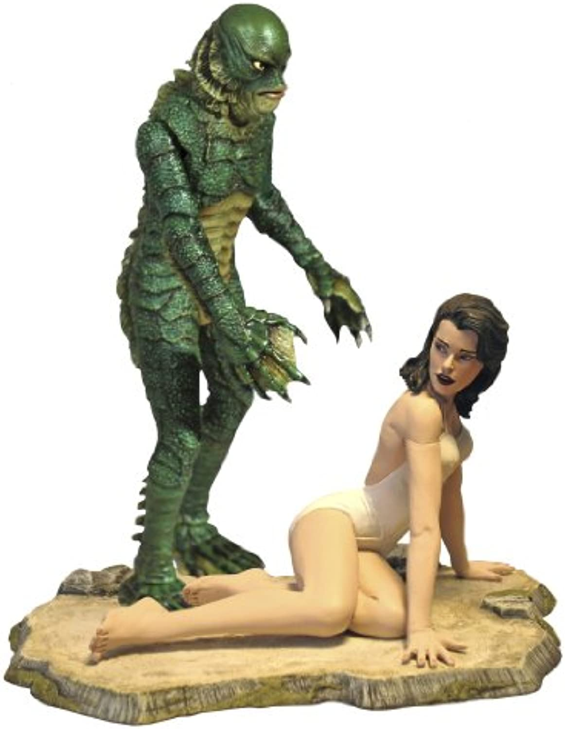 Diamond Select Universal Monsters Select Actionfigur Creature from the schwarz Lagoon 18 cm