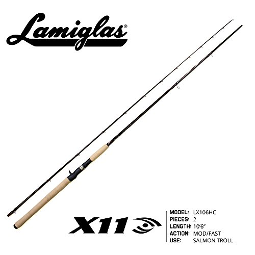 Lamiglas LX 86MC X-11 Series Fishing Rod