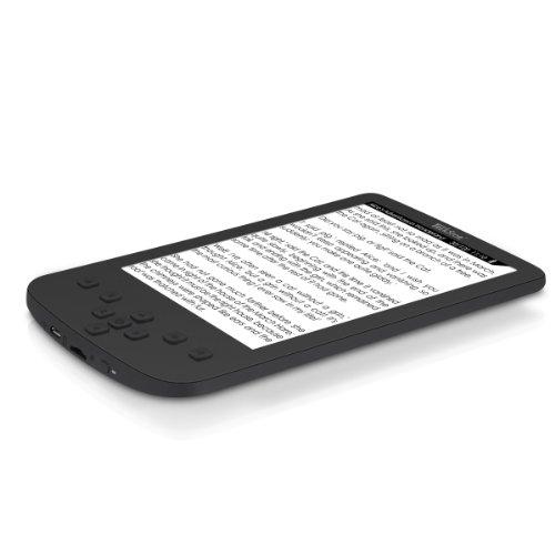 Trekstor Pyrus 2 LED - Lector de eBooks para MicroSD (TransFlash ...