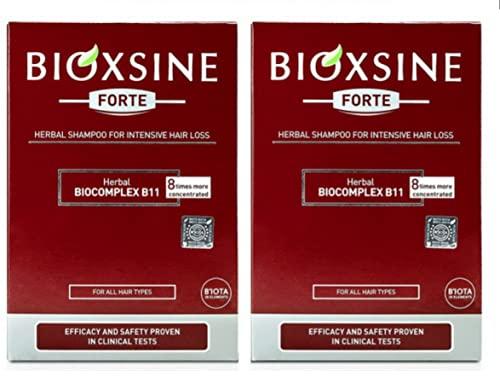 Bioxsine Botanical Laboratories -  2 x Forte Shampoo