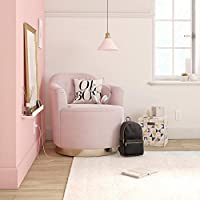Little Seeds Monarch Hill Haven Pink Swivel Lounge Chair