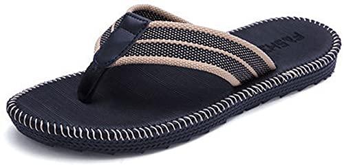 Infradito Da Uomo Comfort Perizoma Con Supporto Per Arco Scarpe Estive Sandali Da Esterno Leggero Imbottito Schiuma Yoga Sandali Da Spiaggia Per Vacanze Estive Infradito Antiscivolo In Tessuto Morbido