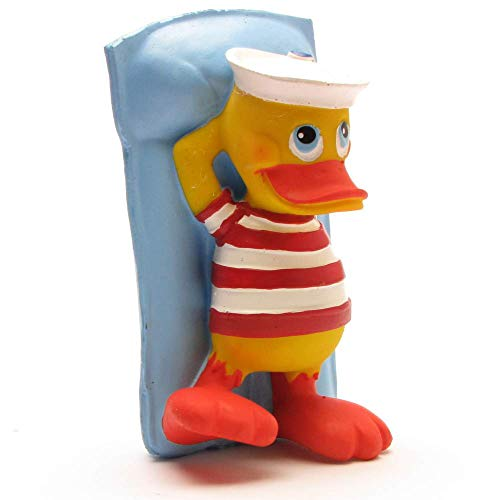 DUCKSHOP I Pool-Chill DuckI Badeente I L: 12,5 cm