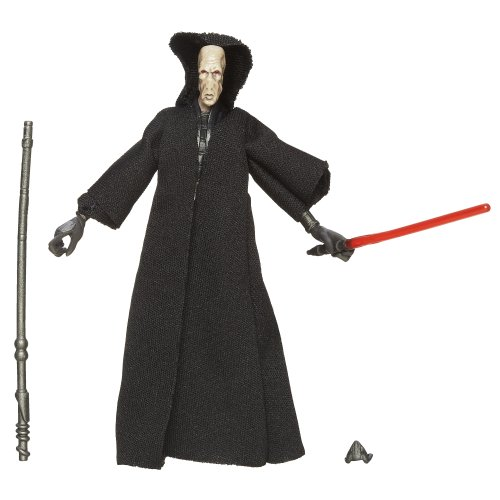 Hasbro Sith Lord Darth Plagueis The Wise (Expanded Universe) #18 Star Wars Black Series 2014