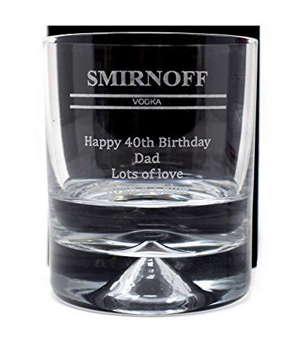 Smirnoff Vodka Caja