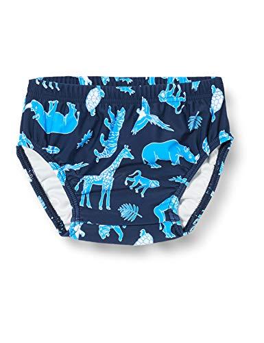 Sanetta Baby-Jungen Schwimmwindel Badehose, Blau (Blau 50150), 68 (Herstellergröße: 068)