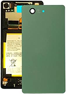 Battery case Jrc Battery Back Cover for Sony Xperia Z3 Compact / D5803(Black) Mobile phone accessories (Color : Green)