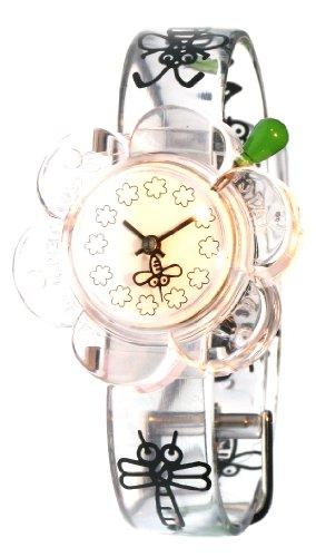 Baby Watch Maya - Reloj para niñas de Cuarzo, Correa de plástico...