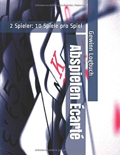 Abspielen Écarté - 2 Spieler: 10 Spiele pro Spiel - Gewinn Logbuch