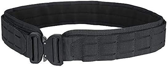 Condor Outdoor LCS Cobra Tactical Belt 121175 (Black, Medium/Large: 40.5