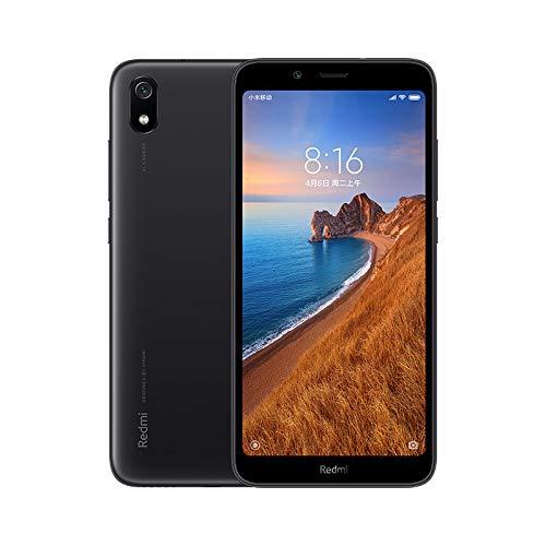 Xiaomi Redmi 7A Dual SIM 16GB 2GB RAM Matte Nero SIM Free