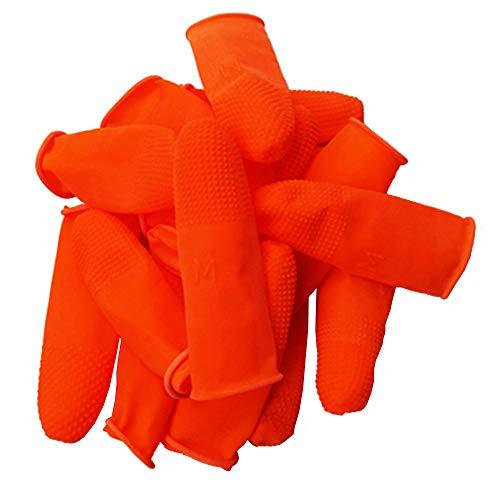 CXZC Manguito Protector para Dedos Protector para Dedos Material De Laboratorio Protección Laboral Inspección Uso Múltiple Conveniente Herido