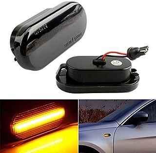 rm-style Kit de Clignotants LED compatibles avec Auris Type E15 Verso Type AUR2 ZGR2 Noir