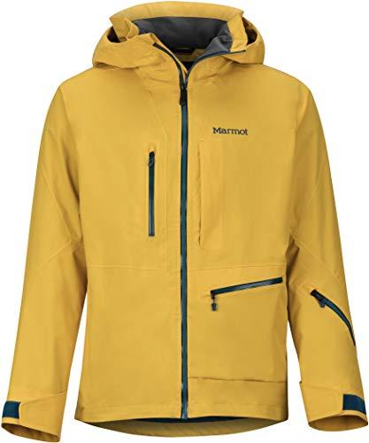 Marmot Herren Refuge Jacke, Golden Leaf, XL