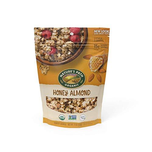 Nature's Path Organic Granola, Honey Almond, 11 Oz Pouch