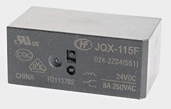 JQX-115F 024-2ZS4(551) Automotive Relay Minitype Power Relay Industrial Control Relay