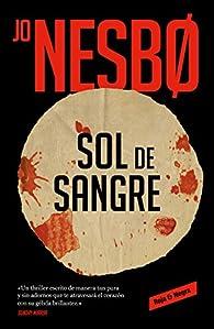 Sol de sangre par Jo Nesbo