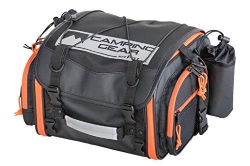 Tanax MFK-251 MOTOFIZZ Mini Field Seat Bag (Active Orange) Capacity 19-27L