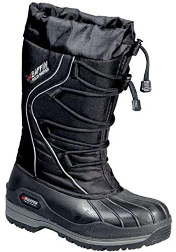 Baffin Inc Ice Field Womens Boots , Primary Color: Black, Size: 11,...