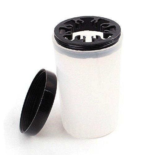 Limpiador de brochas para diseño de uñas, vaso extractor, para lavado de lápiz de agua acrílico, herramienta de limpieza, herramienta de limpieza de belleza