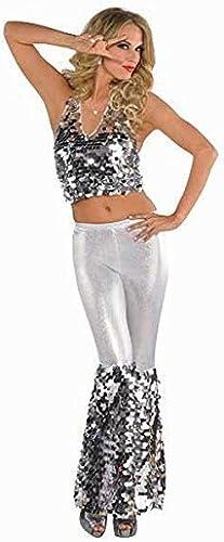 tienda en linea Amscan Amscan Amscan International Adults Disco Diva 70's Costume  Para tu estilo de juego a los precios más baratos.