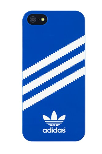Adidas ADHSLIP5000S1307 iPhone 5/5S Bluebird/White Custodie