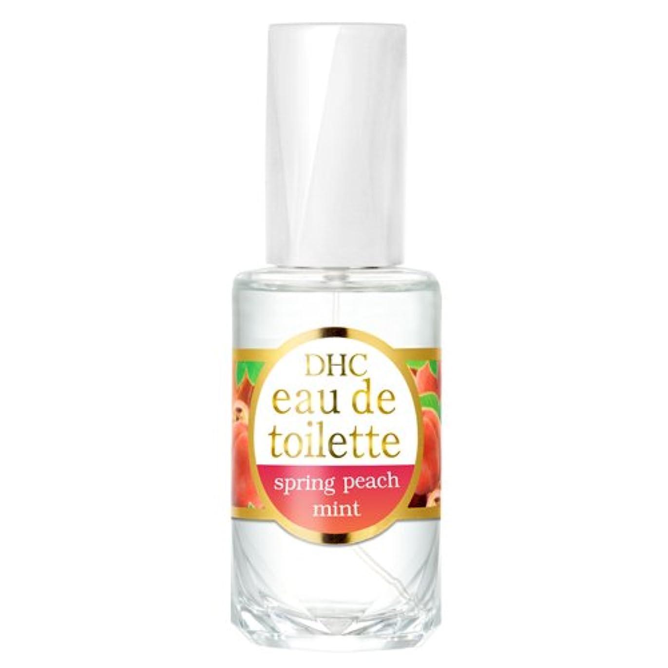 リネン基本的な減衰DHCオードトワレ スプリングピーチミント(フルーティフローラルの香り)