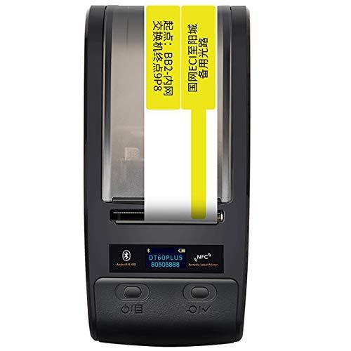 WXS Máquina De Etiquetado Portátil Bluetooth Impresora De Etiquetas Térmica IP54 Resistente Al Agua 300Dpi Transferencia Térmica Máquina De Etiquetado De Cables Mini 50Mm 2600Mah Pantalla OLED