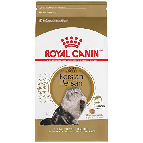 Royal Canin Persian Breed Adult Dry Cat Food, 3 lb.