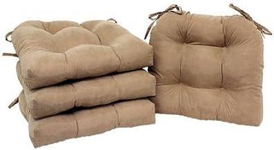 Set of 4 Chair Pads   Amazon.com