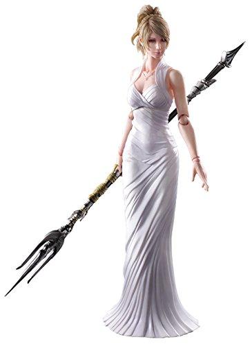 Final Fantasy STL046100 - Action figure 'XV Play Arts Kai Lunafrya Nox Fleuret'