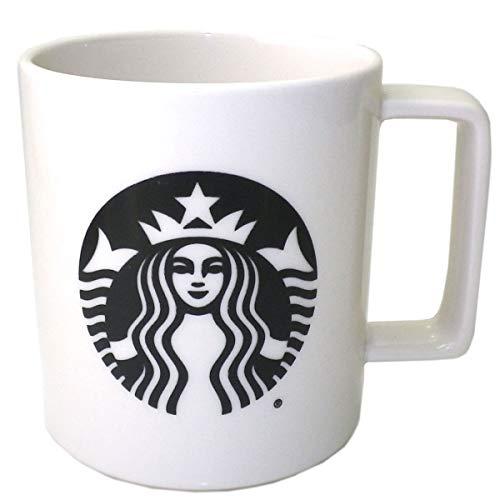 Starbucks schwarz Logo Mermaid Tasse 2015Made in USA 14oz