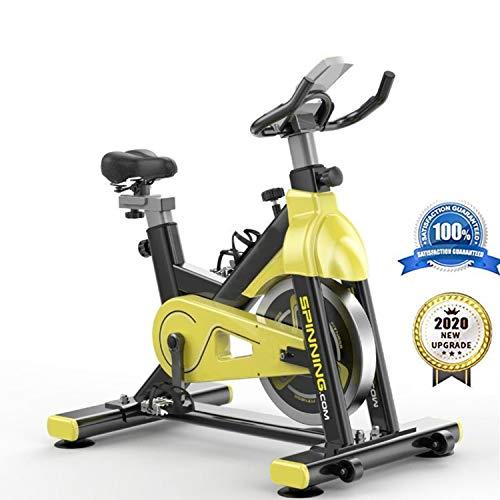 Opvouwbare Hometrainer Indoor Cycling Bike Magnetische Hometrainer Stationaire Fiets Met Verstelbare Stoel En Verwijderbaar Wiel