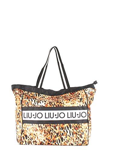 LIU JO VA0188T0300 borsa mare donna MACULATO