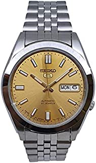 Seiko automatic 21 Jewels Calendar Stainless steel watch SNXB45J_5