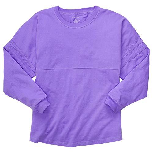 HTC Set: Boxercraft Pom Pom Jersey Pullover Shirt & Care Guide, Lilac-2X