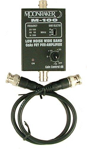 Moonraker M-100 Professional Scanner Vorverstärker