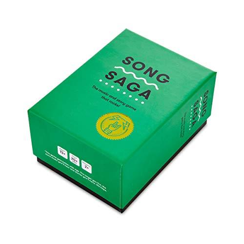 Song Saga Game