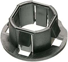 Arlington 4401 Plastic, 3/4-Inch Snap-In Bushings for Knockouts, 100-Pack