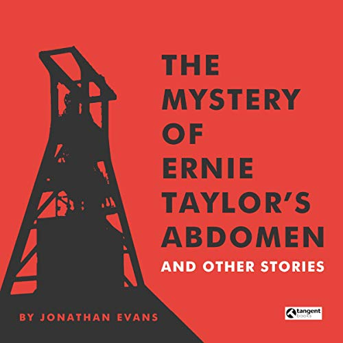 The Mystery of Ernie Taylor's Abdomen and Other Stories audiobook cover art