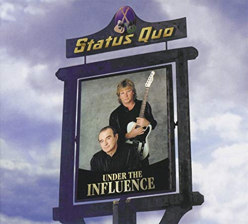 Status Quo - Under The Influence (CD Deluxe Edition)