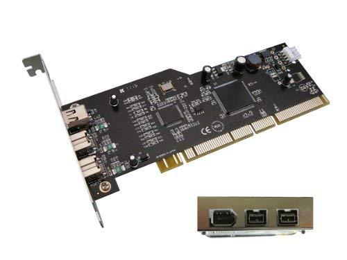 KALEA-INFORMATIQUE PCI-Express-Karte (FireWire 800 X © IEEE1394b), 3 ports, PCIX 64-Bit (für PCI 32 bit, Chipsatz TI TSB82AA2