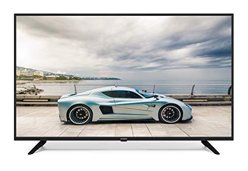 """NORDMENDE ND50KS4100S Smart TV LED 50"""" 4K UHD, SAT DVB-T2"""