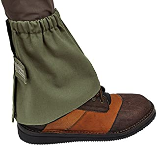 Gaiters Canvas-Forest-Large