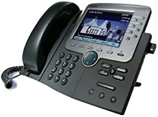 Cisco CP-7971G-GE Unified IP VOIP Phone 7971G - (Call Manager Required) (Renewed)