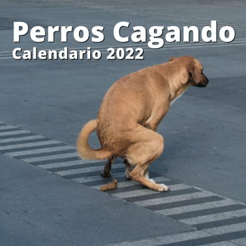 Perros Cagando Calendario 2022: Regalos Gracioso Para Amantes de los Perros y Animales | Regalo de Broma | Divertidos Para Amigos, Mujer, Hombre, ... Niños, Adultos, Navidad, Cumpleaños