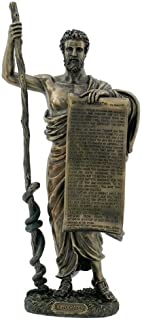 Antike griechische Figur Hippokrates of Cos mit hippokratisc